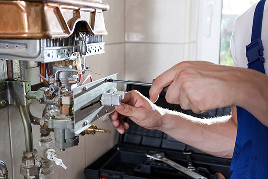 Boiler Repair from Heatfinders