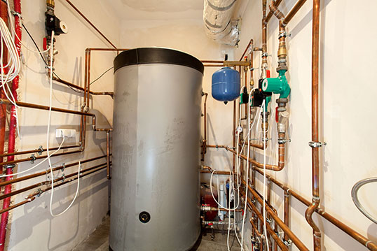 Boiler Installation from Heatfinders